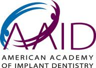 american academy of implant dentsitry